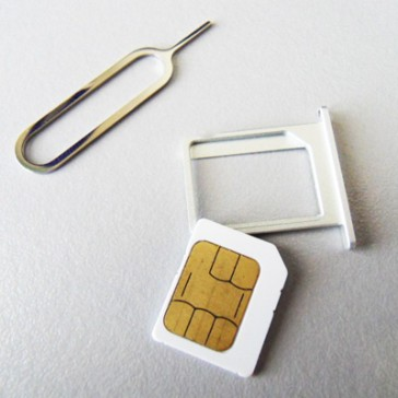 Micro SIM zuschneiden für iPad & iPhone 4