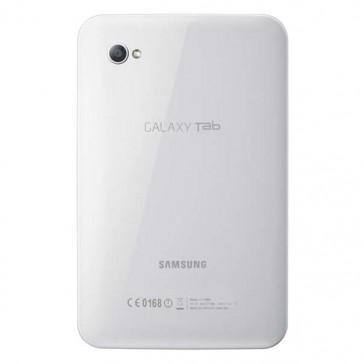 Samsung P1000 Galaxy Tab Gehäuserückseite (weiß)