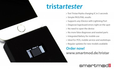 smartmod PRO Tristar Tester