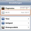Apple iPhone 3GS WiFi & Bluetooth Reparatur