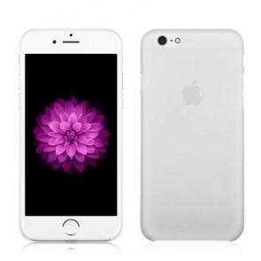 nevernaked Air Case für iPhone 6 - Ultradünn - Weiß