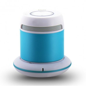 DOSS Asimom 2S Bluetooth Lautsprecher Hellblau
