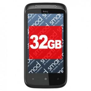HTC 7 Mozart Speicher Erweiterung auf 16GB / 32GB