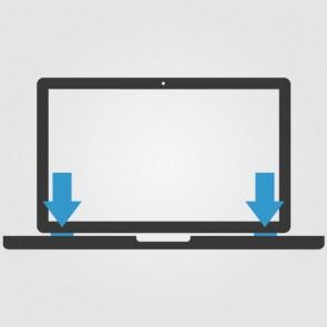 """Apple MacBook Pro 17"""" Unibody (A1297) Displayscharnier Reparatur"""