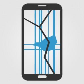 Samsung N7105 Galaxy Note 2 LTE Display Reparatur