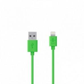 Belkin Lightning zu USB Kabel 1,2m, grün (Made for iPhone/iPad)