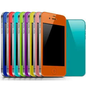 iPhone 4 Farb Umbau