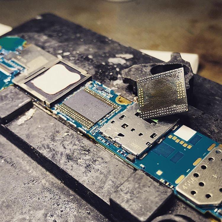 Logicboard Reparatur