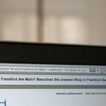 smartmod MacBook Entspiegelung - Ergebnis im Detail