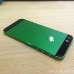 iPhone 5S in Grün von smartmod