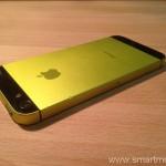 Ein iPhone 5 in Gelb zum Start ins neue Jahr!