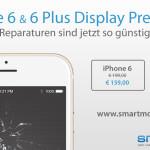 Jetzt günstiger: iPhone 6 Plus & iPhone 6 Display Reparatur in Frankfurt