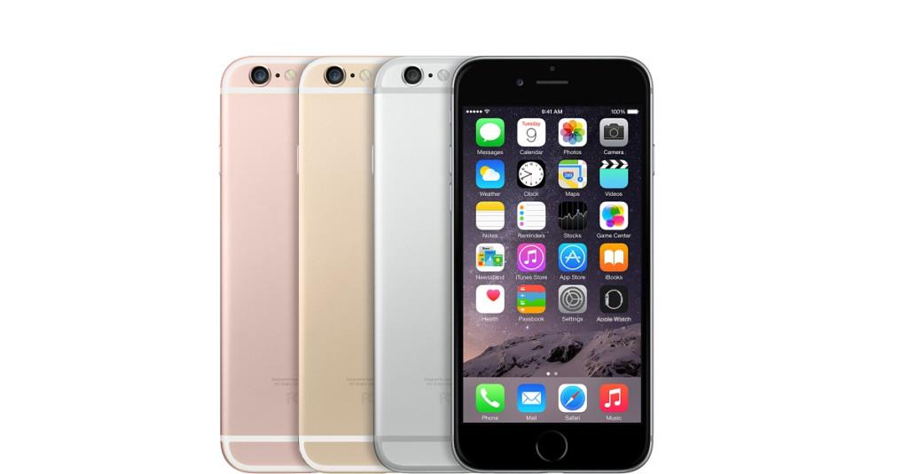 Das iPhone 6S kommt erstmals auch in Rosegold