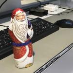 Wir wünschen Euch einen frohen Nikolaustag!