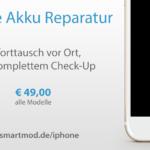 iPhone Akku Reparaturen jetzt günstig wie nie!
